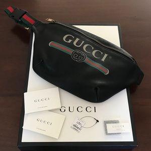 💸💸SOLD💸💸Gucci Belt bag 90 cm.